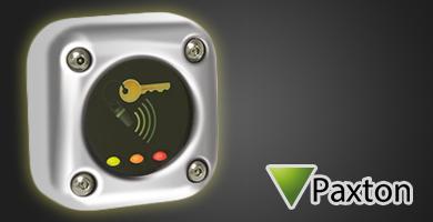 controle d'accès par badge paxton