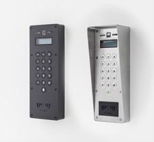 Système d'interphonie avec contrôle d'accès intégré