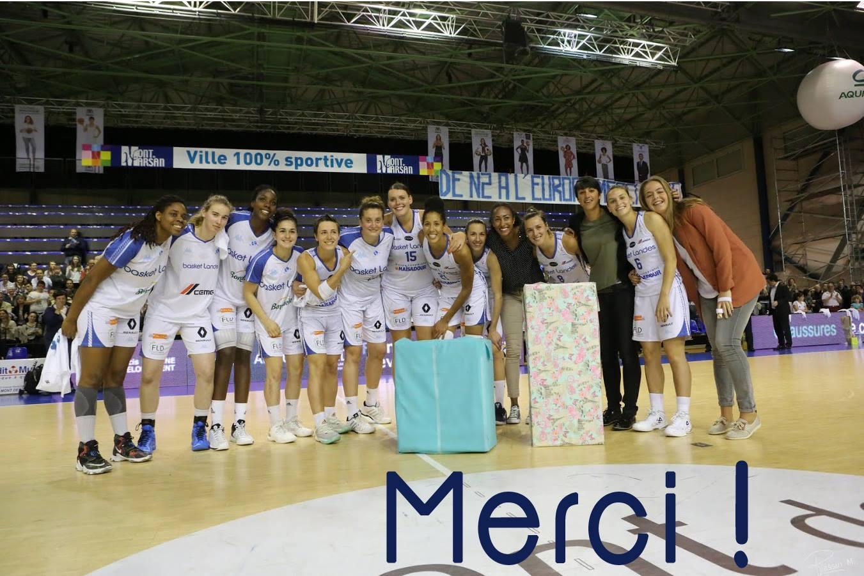 Basket Landes 2018