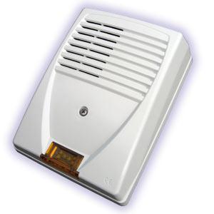 Pourquoi est qu'il ne faut pas installer une sirène extérieure en intérieur ?